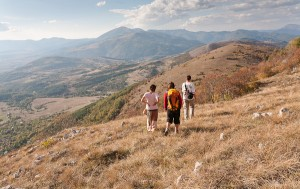 На слизане от Ездимирска (Ездимирска планина, ждрелото на р. Ерма)