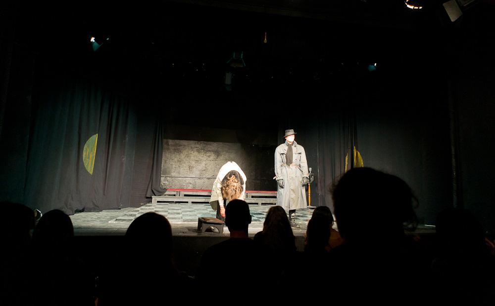 Hamlet в НАТФИЗ - има нещо гнило в България