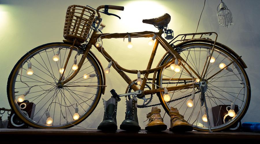 Cristmas bike
