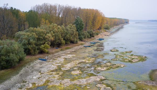 Гледка от Дунав мост 2